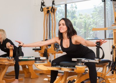 The body refinery Pilates studio